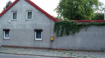 Domek z ogródkiem - Pabianice, centrum