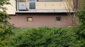 Udanin 54,5m2 parter, garaż, ogródek