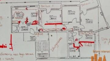 Bemowo 5-pokoi, oddzielna Kuchnia, 2-Balkony - 111m2