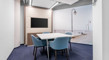 Biura 2 przestrzeni do pracy - Regus Polna Corner
