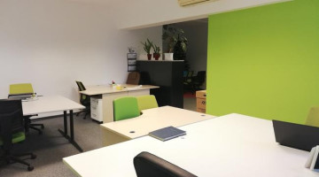 A serviced office of 147 m2 in the heart of Wrocław! IMMEDIA